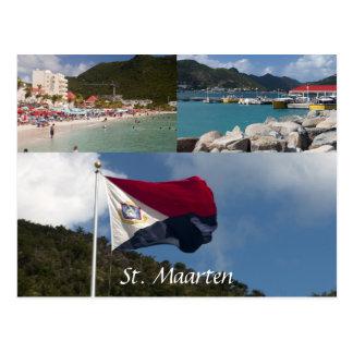 St. Maarten Postal