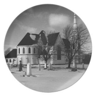 St. Malachy's Church Dinner Plate