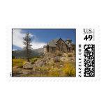 St. Malo Church, Colorado Postage Stamp