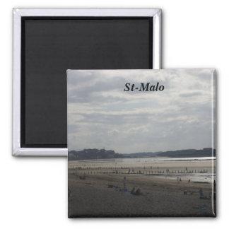 St-Malo - Imán De Frigorífico