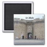 St-Malo - Iman Para Frigorífico