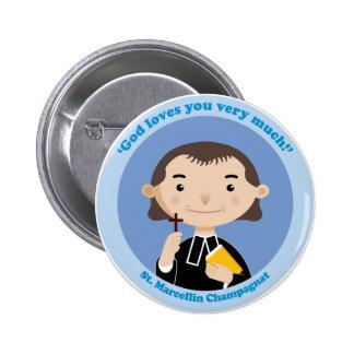 St. Marcellin Champagnat Pinback Button