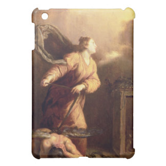 St. Margaret beside the vanquished Devil (panel) iPad Mini Cover