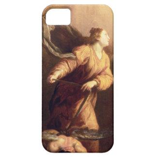 St. Margaret beside the vanquished Devil (panel) iPhone SE/5/5s Case