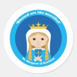 St Margaret de Escocia Etiquetas
