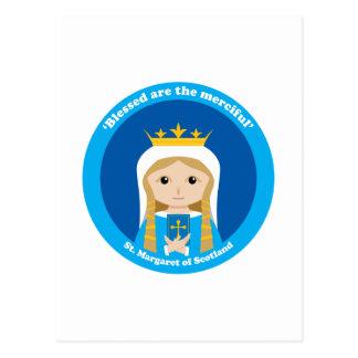 St Margaret de Escocia Tarjetas Postales
