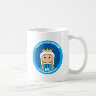 St Margaret de Escocia Tazas De Café