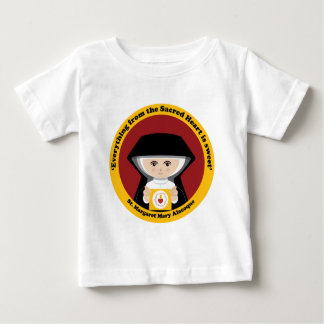 St. Margaret Mary Alacoque Baby T-Shirt