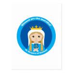 St. Margaret of Scotland Post Card