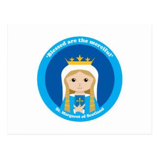St. Margaret of Scotland Postcard