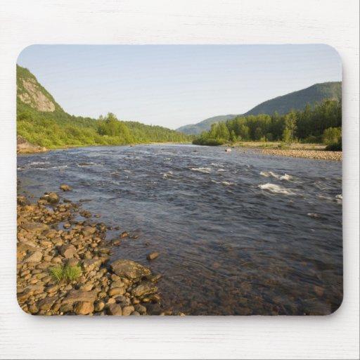 St. Marguerite river in Parc du Saguenay. Mouse Pad