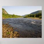 St. Marguerite river in Parc du Saguenay. Poster