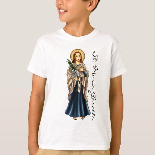 St Maria Goretti T_Shirt