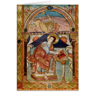 St. Mark, French Card