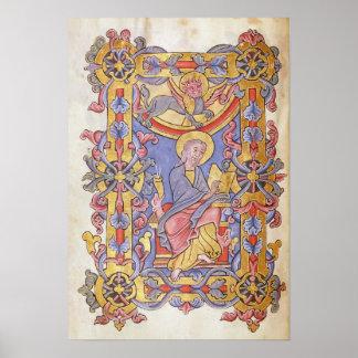 St Mark Poster
