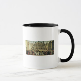St. Mark Preaching in Alexandria, Egypt, 1504-07 Mug