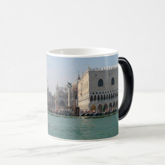 St. Mark's Square from the Grand Canal Magic Mug