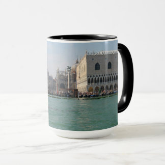 St. Mark's Square from the Grand Canal Mug
