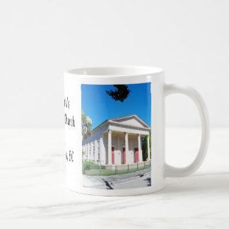 st mark, st mark, St. Mark'sEpiscopal ChurchCha... Classic White Coffee Mug