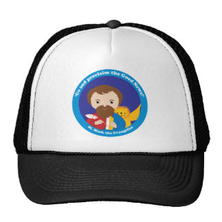 St Mark the Evangelist Mesh Hats