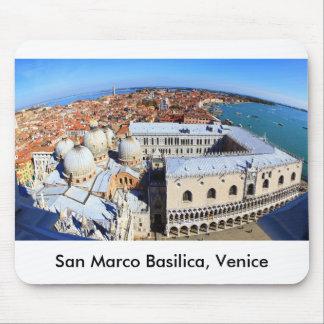 St Mark's Basilica, Venice Mouse Pad