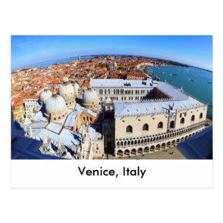 St Mark's Basilica, Venice Postcard