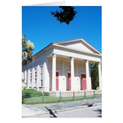 St. Mark's Episcopal Church, Charleston, SC Stationery Note Card