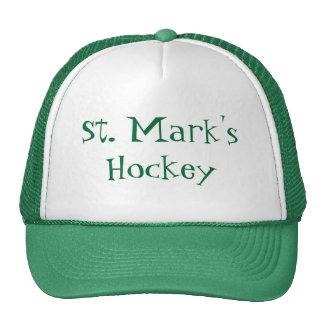 St. Mark's Hockey Trucker Hat