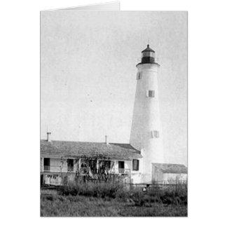 St. Marks Lighthouse Card