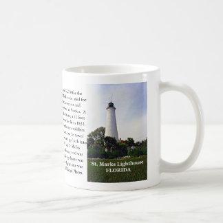 St. Marks Lighthouse, Florida Mug