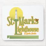 St Marks Lighthouse Mousepads