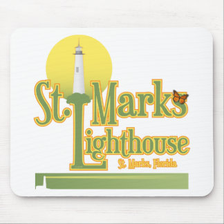 St Marks Lighthouse Mousepads