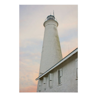 St. Mark's Lighthouse Print