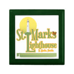 St. Marks Lighthouse Trinket Boxes