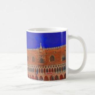 St Mark's Square Piazzetta painting Coffee Mug