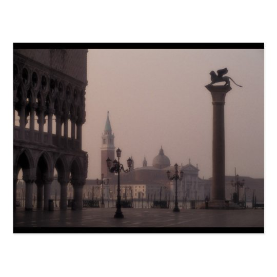 St Mark's Square Postcard