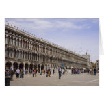 St. Mark's Square, Venice, Italy Cards