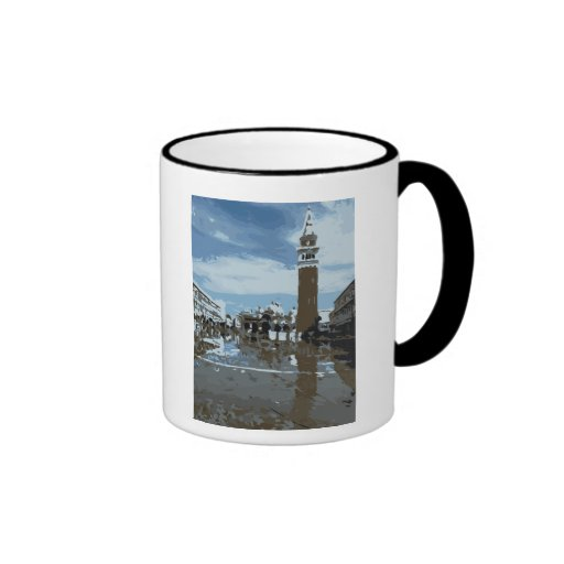 St. Mark's Square, Venice, Italy Coffee Mug