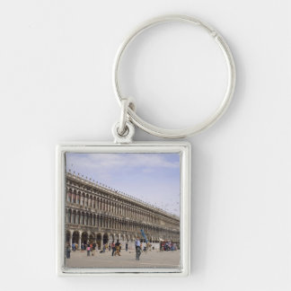 St. Mark's Square, Venice, Italy Key Chains
