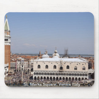 St. Marks Square, Venice Italy Mouse Pad