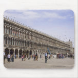 St. Mark's Square, Venice, Italy Mouse Pad