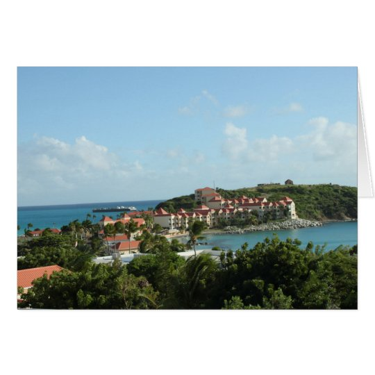 St Marteen Photo and Card by Lorette Starr