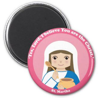St. Martha Fridge Magnets