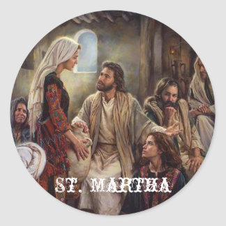 St. Martha Sticker