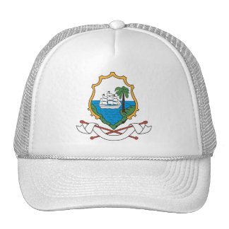 St. Martin Coat of Arms Trucker Hat