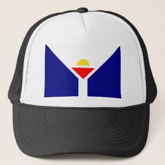 St. Martin Flag Trucker Hat