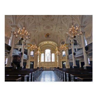 St Martin-in-the-Fields, London Postcard