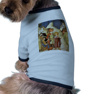 St Martin Leaves The Life Of Chivalry And Renounce Dog Tee