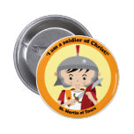 St. Martin of Tours Buttons