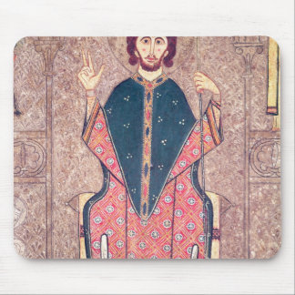 St. Martin of Tours, detail from an altar Mouse Pad